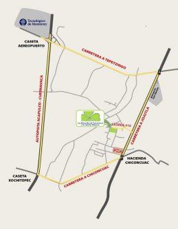 Sucursal Chiconcuac